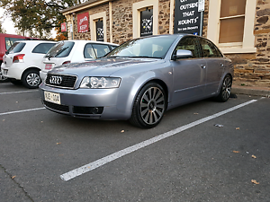 2004 Audi A4 Sedan Luxury Auto North Adelaide Adelaide City Preview