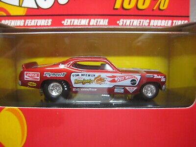 HOT WHEELS MINT IN BOX 2008 100% SERIES MONGOOSE FUNNY CAR  !