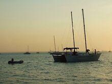 Wharram catamaran Jingili Darwin City Preview