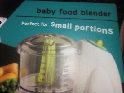 Tommee Tippee Explora Baby Food Blender Review Motherbaby