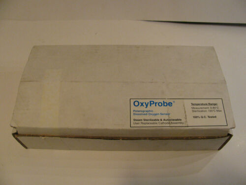 D405-B070-PT-D9 Bradley James OxyProbe Dissolved Oxygen Sensor 4 25mm side ports
