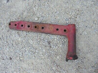 Ford 641 600 Tractor Left Widefront Wide Frontend Adjustable Axle Spindle Holder