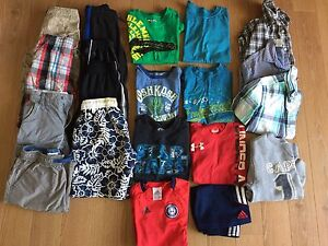SOLD PPU - Boys Summer Clothes Size 6/7