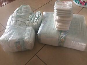 Pampers swaddles size 1 -155 diapers sensitive. swap or buy