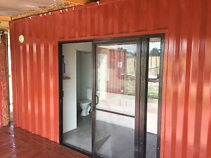 Self Contained Shipping Container Home Cooloola Cove Gympie Area Preview