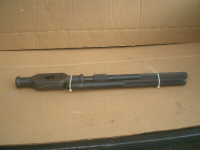 Cleveland 240 Straight Tap Wrench 34 In To 1 58 In Capacity No. 8 40 Long