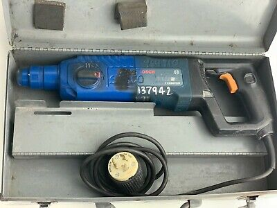 Bosch 11224vsr 78 Sds-plus Bulldog Rotary Hammer Drill With Case Tested