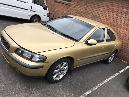 Volvo S60 2.4T unregistered
