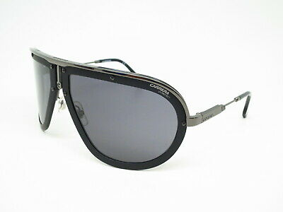 New Authentic Carrera Americana KJ12K Dark Ruthenium w/Grey AR Sunglasses segunda mano  Embacar hacia Mexico