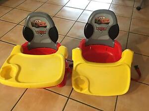 Disney booster seat Woodroffe Palmerston Area Preview