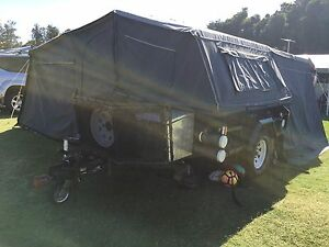 2013 Off Road 'Leisure Matters camper trailer Singleton Singleton Area Preview