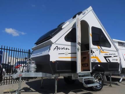 2017 Avan Aliner 1D Adventure Plus Off Road Camper