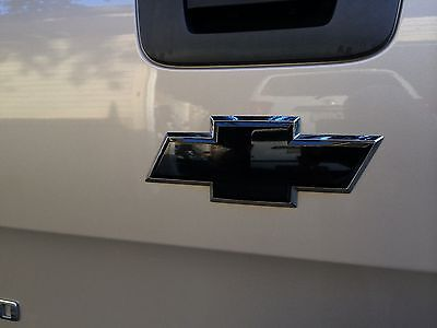 Black Vinyl Sheets To Overlay And Cut for Chevy Bowtie Emblems Grill & Rear