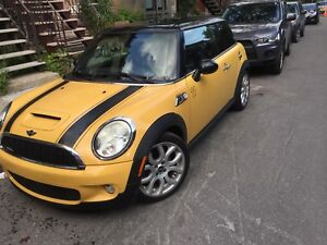 2007 Mini Cooper S JWC (John Cooper Works Package) Negotiable