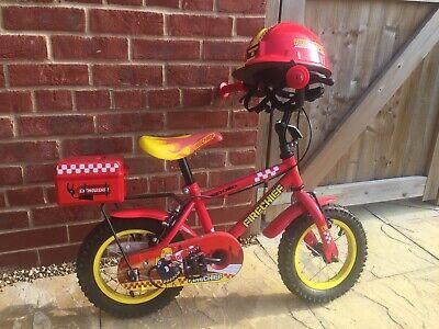 """Apollo Firechief Kids Bike 12"""" Wheel - Multicoloured (607862)"""