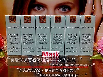 ☾1 PCS☽Estee Lauder Revitalizing Supreme Global Anti-Aging☾Mask Boost ◆5ml◆☽NIB