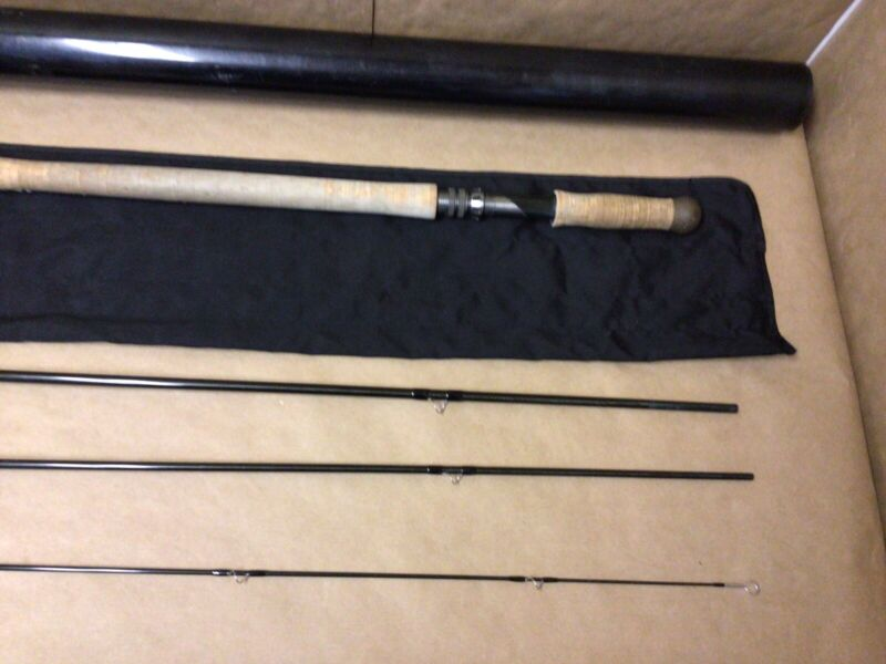 """g loomis asquith fly rod 4pc 13'6"""" 8136-4"""