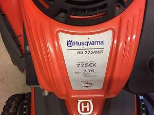 Husqvarna AWD lawn mower