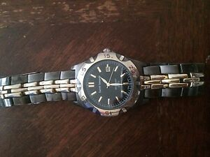 Harve Benard  watch, only worn a couple times, make an offer