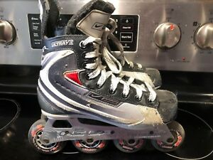 Youth Bauer Rollerblades