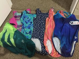 Gymnastics Bodysuits Ivivva and Triple Flip