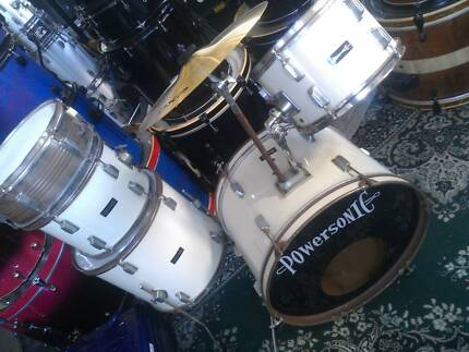 Drum kits and Drum gear for sale.