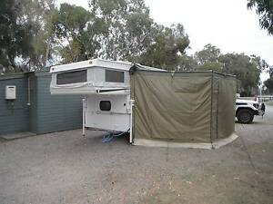 2012 Palomino B-1251 Slide on Camper Narooma Eurobodalla Area Preview