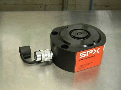 Spx Power Team Low Profile Hydraulic Cylinder 75 Ton Cap. 58 Stroke Rls750s