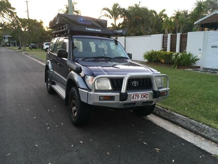 1999 Toyota LandCruiser SUV Coolum Beach Noosa Area Preview