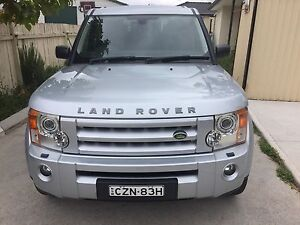 2009 Land Rover Discovery 3 Wagon Condell Park Bankstown Area Preview