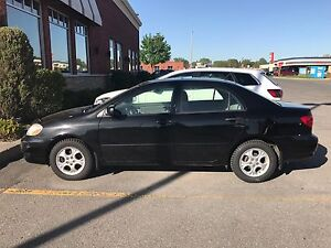 Toyota Corolla!! Great condition! Low mileage!!