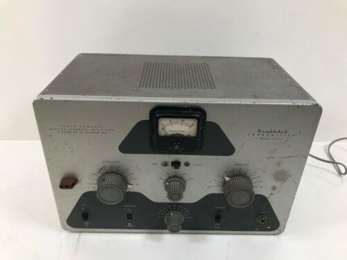 Heathkit DX-20 5-Band CW 50W Transmitter