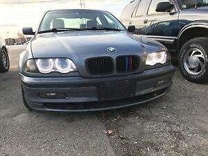 BMW E46 320 Part Out