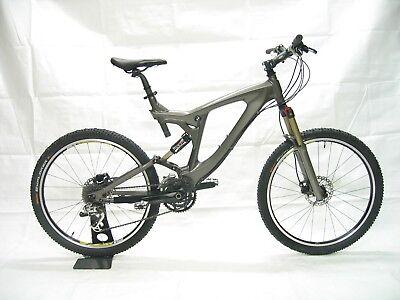 Bmw Mountainbke Enduro Mtb Fully Fahrrad Bike N