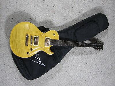Dean Zelinsky StrettaVita Blonde guitar gig bag Dean Soltero DBZ Diamond Bolero
