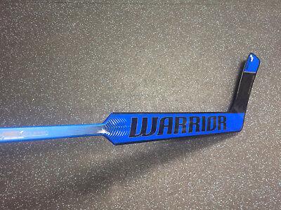 Composite Goalie Hockey Stick (Warrior Ritual CR3 SE Composite Hockey Goalie Stick heel Quick Mid 27.5 26  )