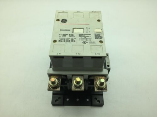 General Electric CK09BE300 Contactor 1000V 315A 3 Pole