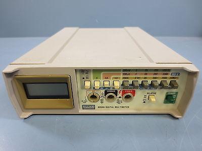 1 Used Fluke 8050A Digital Multimeter