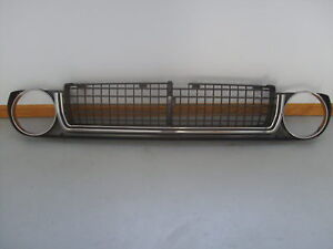 1977 1978 TOYOTA COROLLA GRILL NOS NEW GRILL PANEL COROLLA DELUXE GRILL
