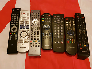 Hi i got lots of remote control  for lots of  tvs Bundoora Banyule Area Preview