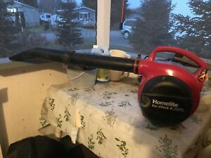 Homelite has power leaf blower