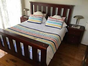 King Size Bedroom Suite Kingsgrove Canterbury Area Preview