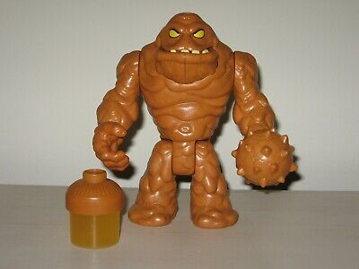 "DC Super Friends Imaginext OOZING CLAYFACE 7"" Action Figure Justice League Loose"
