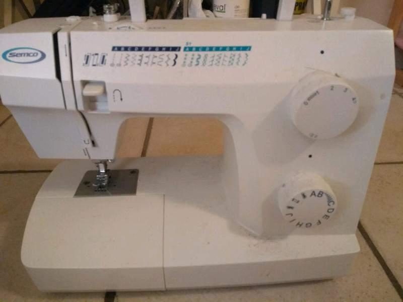 Semco 40co Sewing Machine Sewing Machines Gumtree Australia Adorable Semco Sewing Machine
