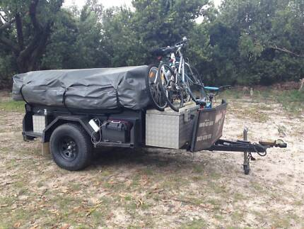 2009 Southern Cross/ Austrack Camper Trailer Penrith Penrith Area Preview