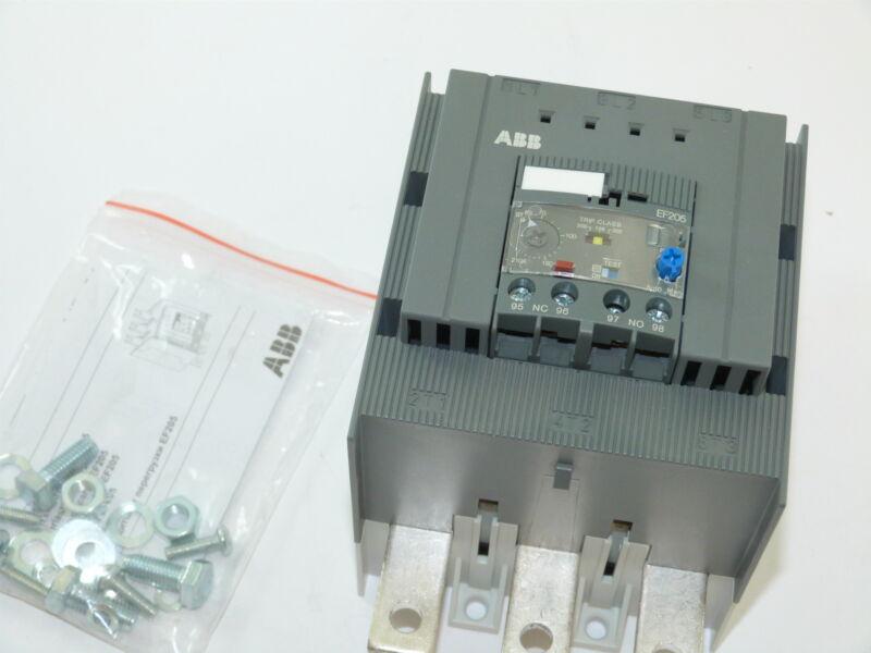 ABB EF205-210 Electronic Overload Relay 63-210A NEW 1yr Warranty