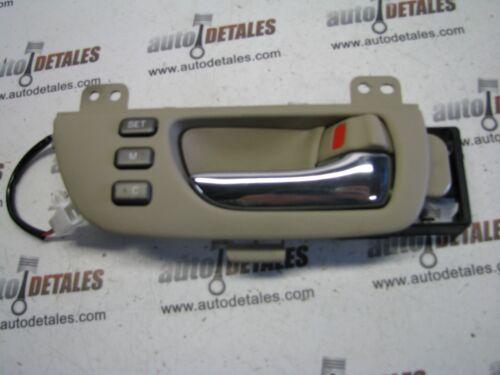 Lexus LS430 Interior door handle rear right 69287-50020 used 2002