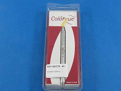 Colorvue Probe Kit No 12 6 Tips Handle Pcv12kit6 Hu Friedy