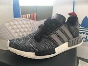 Adidas Originals NMD Mens US 11 Shoes New Dead Stock - Core Black Highett Bayside Area Preview