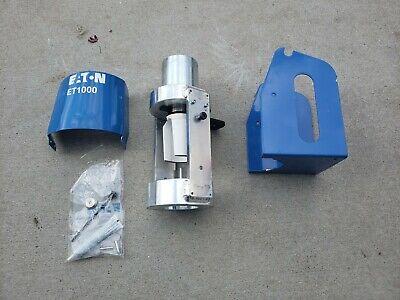 As-is Eaton Aeroquip Et1000-001 High Pressure Hydraulic Hose Fitting Crimper